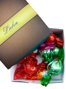 Trufas Chocolate Sortidas Artesanal Gourmet Campos Presente 10 Unidades