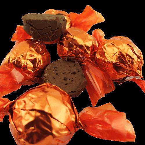 Caixa Buquê Trufas Presente de Chocolate Dia Das Mães Avós