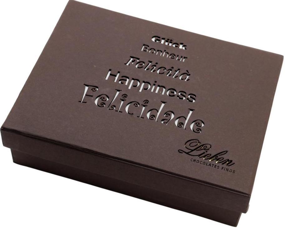 Caixa de Chocolate Recheado Presente Pai Time do Coração