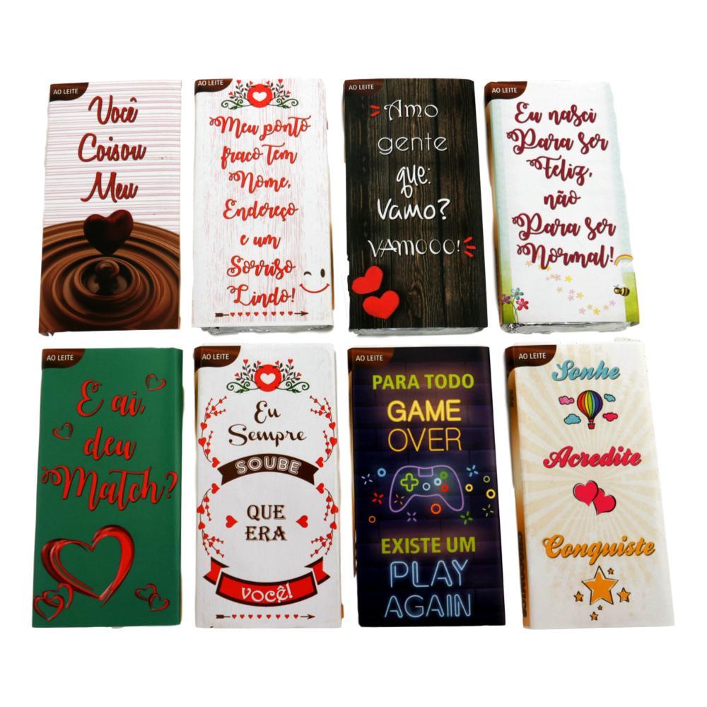 Caixa de Chocolates sortidos Coruja da Sorte