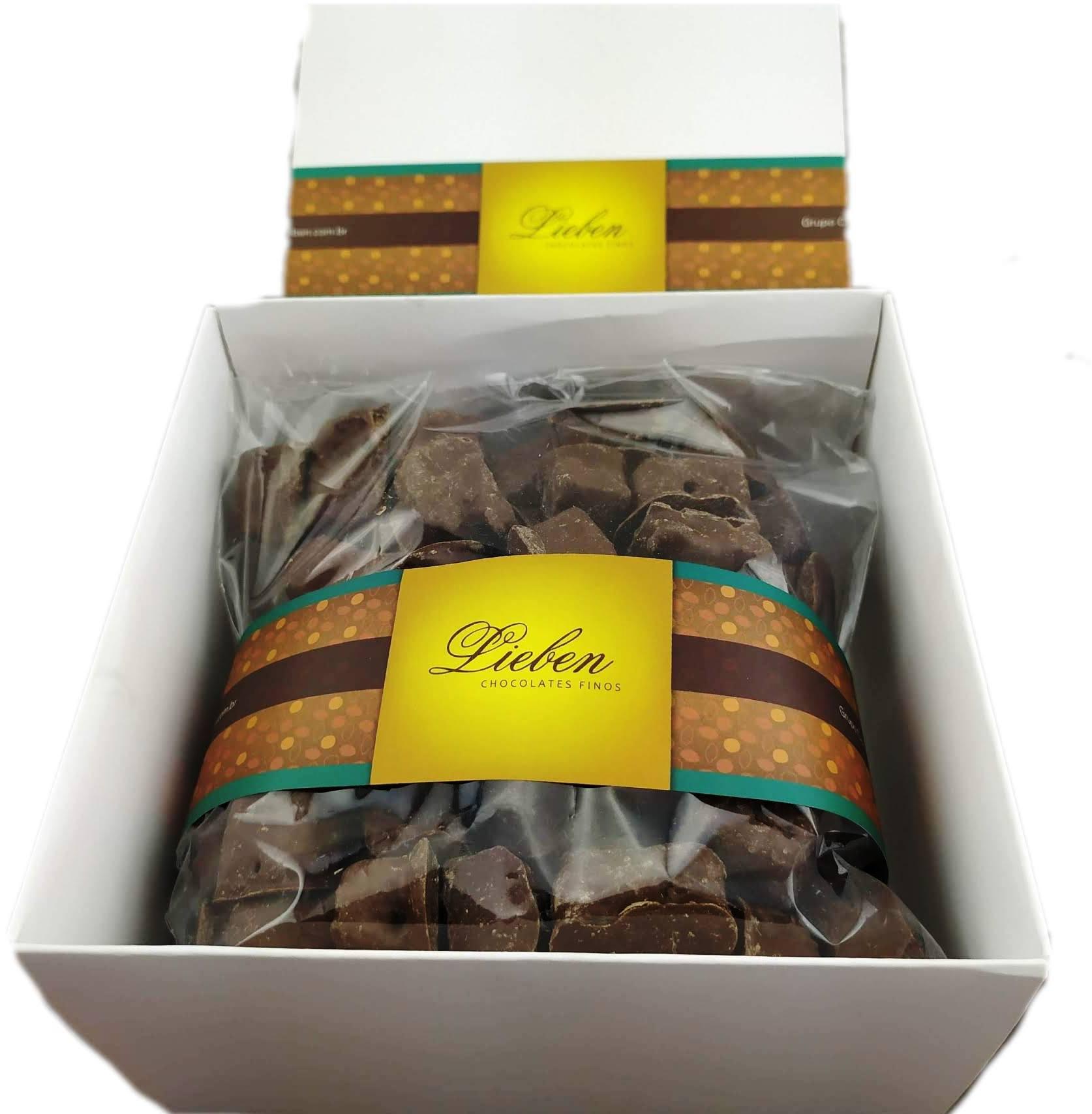 Caixa mini pães de mel com 475g