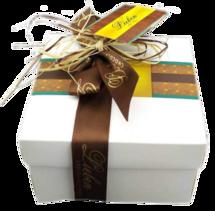 Caixa mini pão de mel com 475g