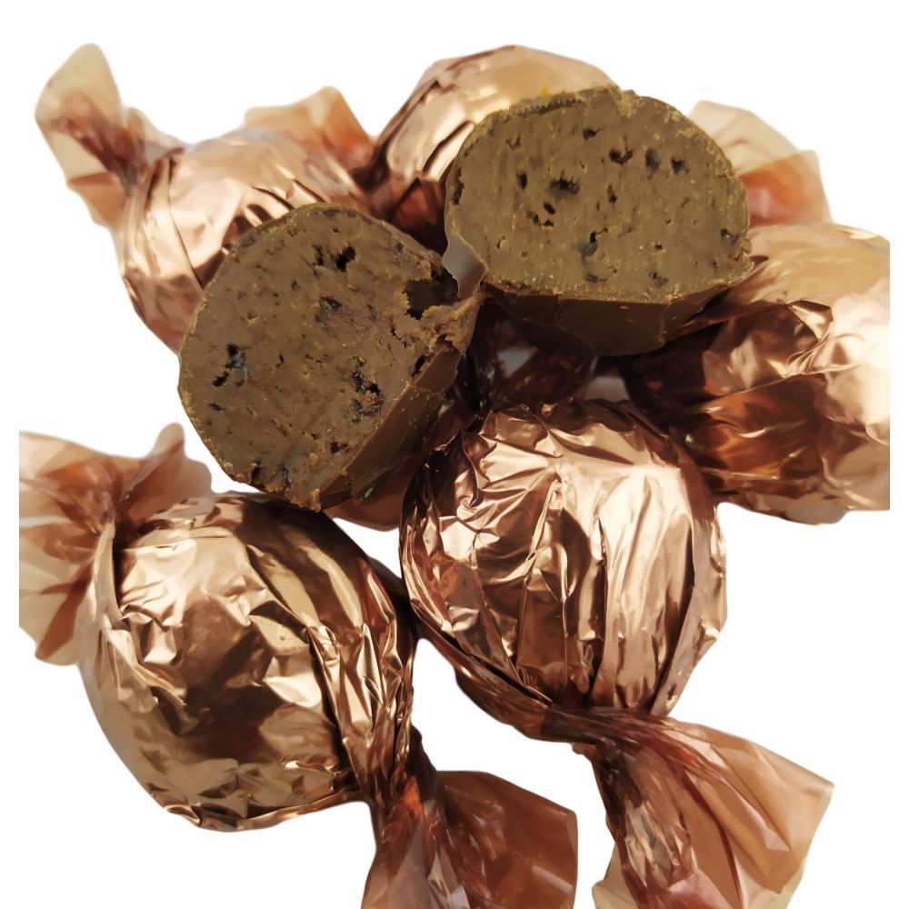 Cesta Chocolate Presente Graciosa Coração Paquera Amor