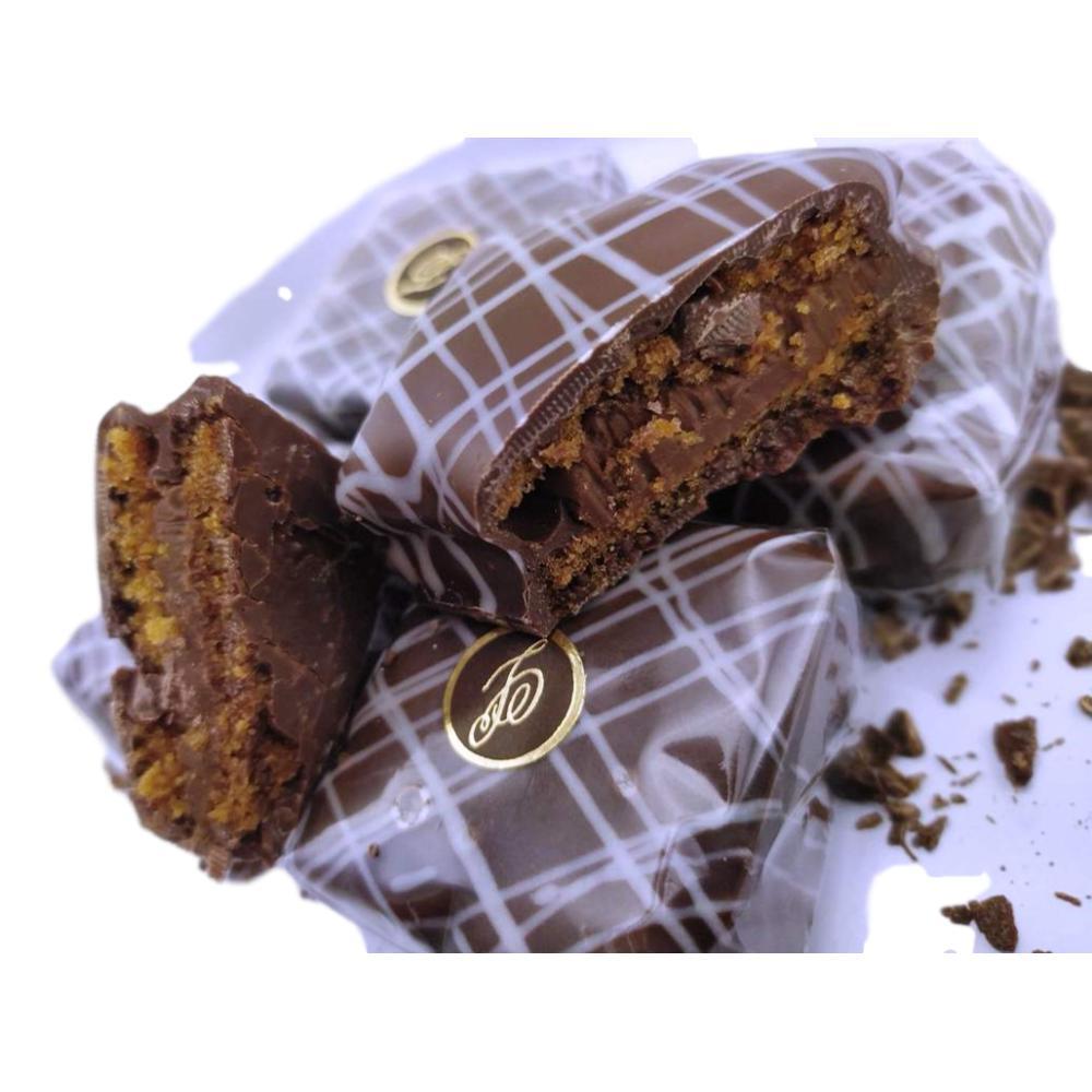 Cesta Chocolate Presente Graciosa Feliz Aniversário Brinde