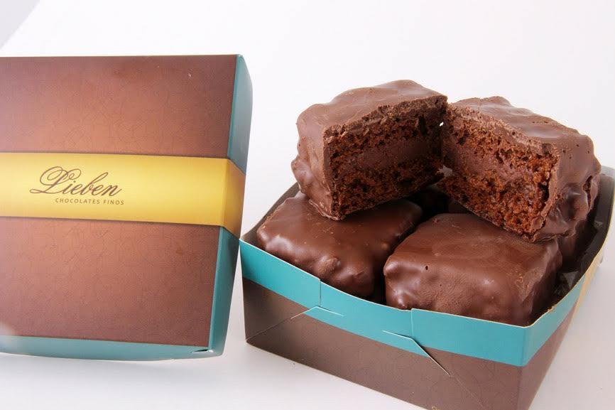 Cesta Chocolates Sortidos Presente Graciosa Mãe Te Amo
