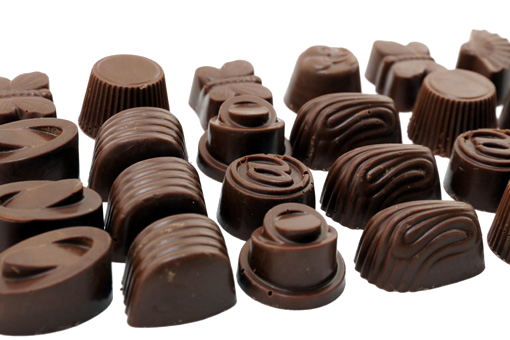 Cesta de Chocolates Coração Carinho Dia dos Pais Avós Padrinho