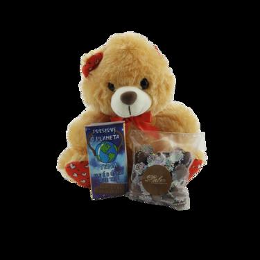 Chocolate para o Dia das Crianças com Ursinho