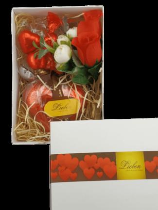 Chocolate Para Presente Mães Avó Sogra Coração de Amor
