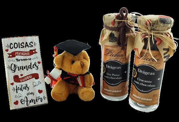 Chocolates de Presente Para os Dia dos Professores