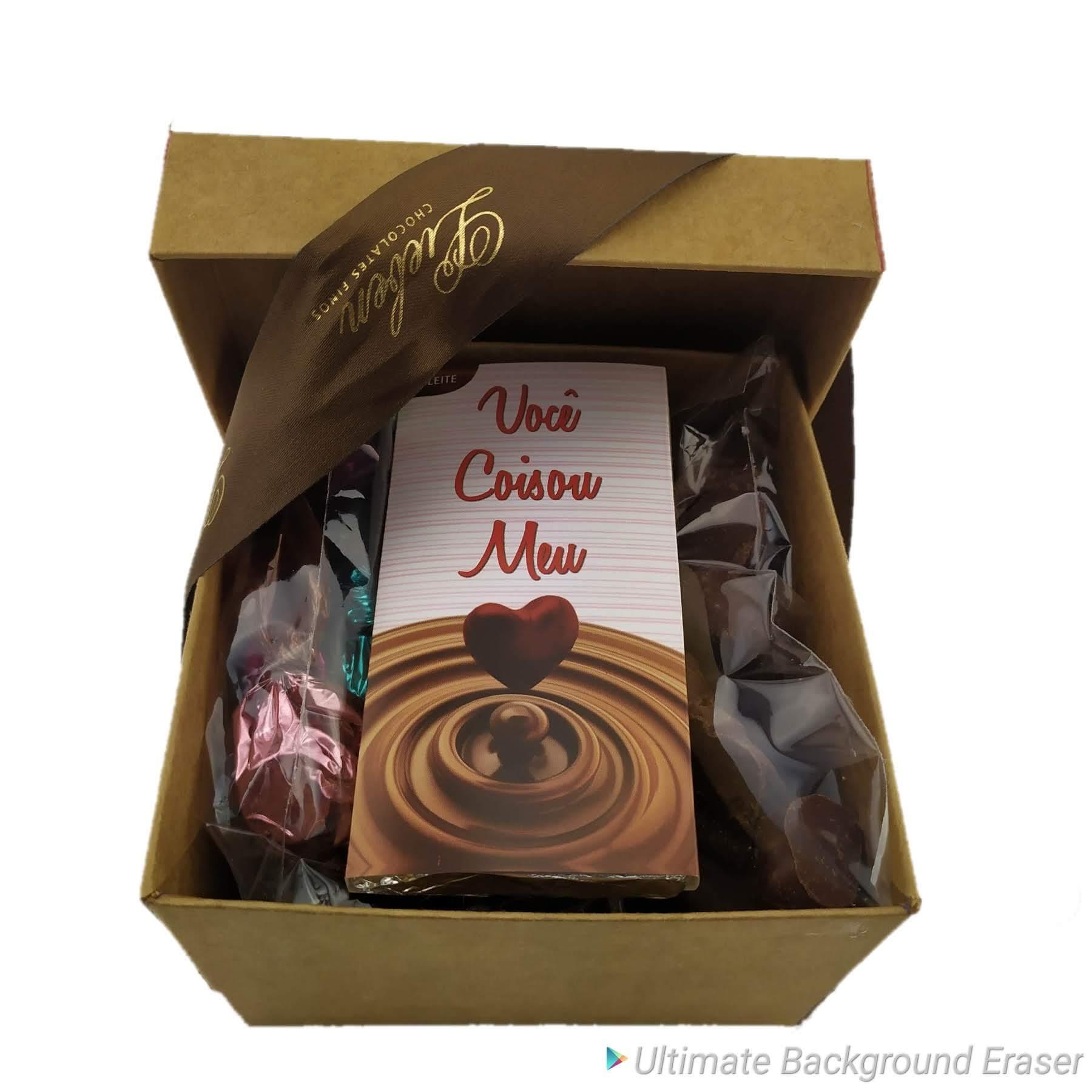 Combo De Chocolates Artesanais