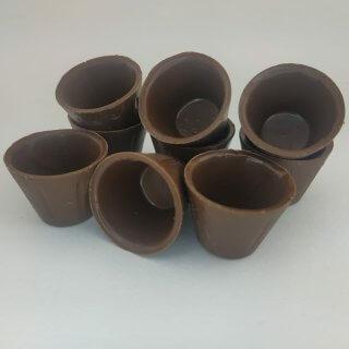 Copinho Baixo Chocolate ao Leite Gourmet Cento