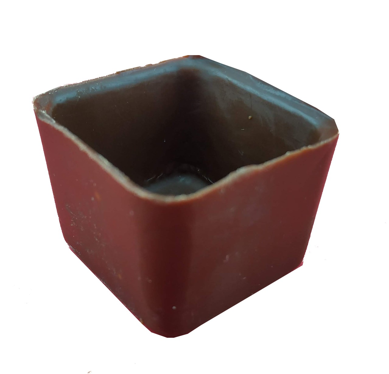 Copinho Chocolate ao Leite Caixinha Cubo Cento