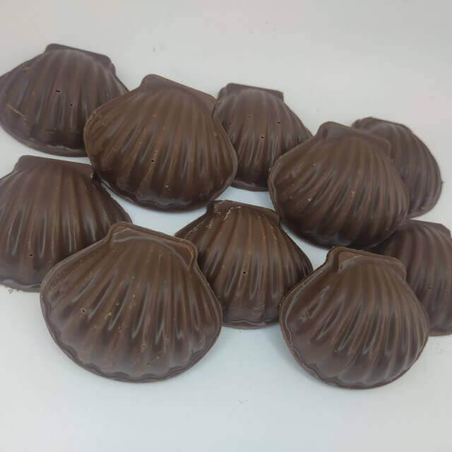Copinho Concha Chocolate Brigadeiro Cento