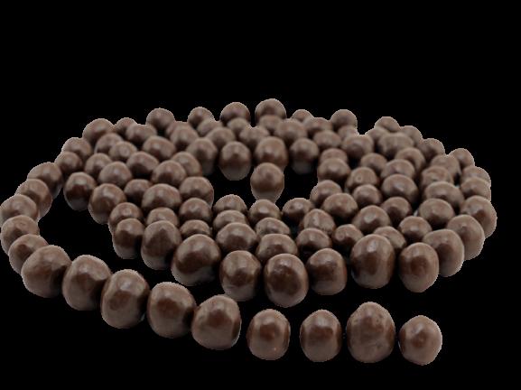 Drageado de Chocolate ao leite com banana 500g