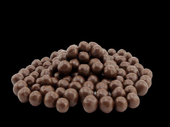 Drageas de Chocolate ao leite com Licor de Amarula 1000g