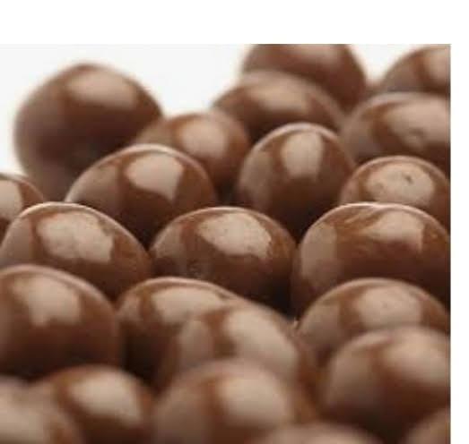 Drageas Licorosas Coberta com Chocolate ao leite 1000g