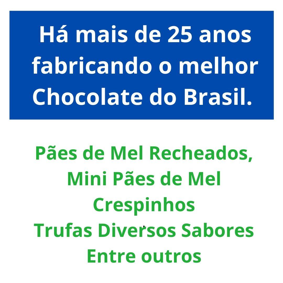 Kit Chocolate Presente Pai Coração Recheado Bombons Sortidos