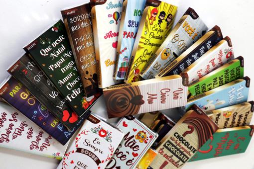 Mini Kit Chocolates Sortidos Aniversário Casamento Namorados