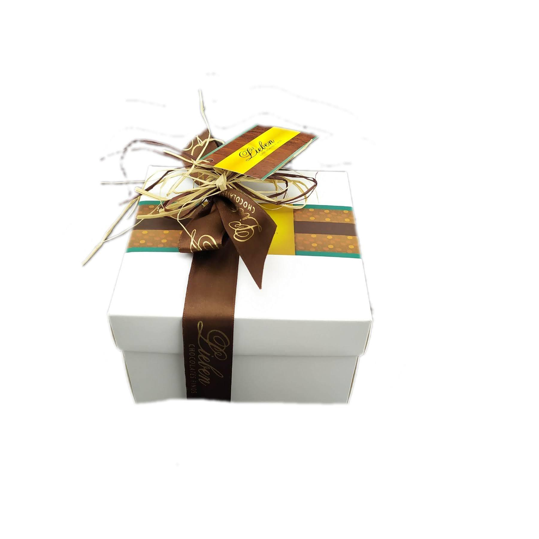 Mini Kit Chocolates Sortidos Presente Criativo Boas Energias