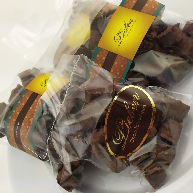 Mini pães de mel Gourmet 450g  Chocolate ao Leite