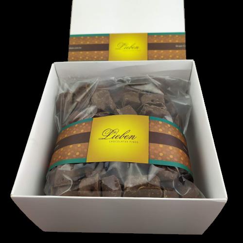 Mini Pão de Mel Chocolate Ao leite Campos O Melhor do Brasil