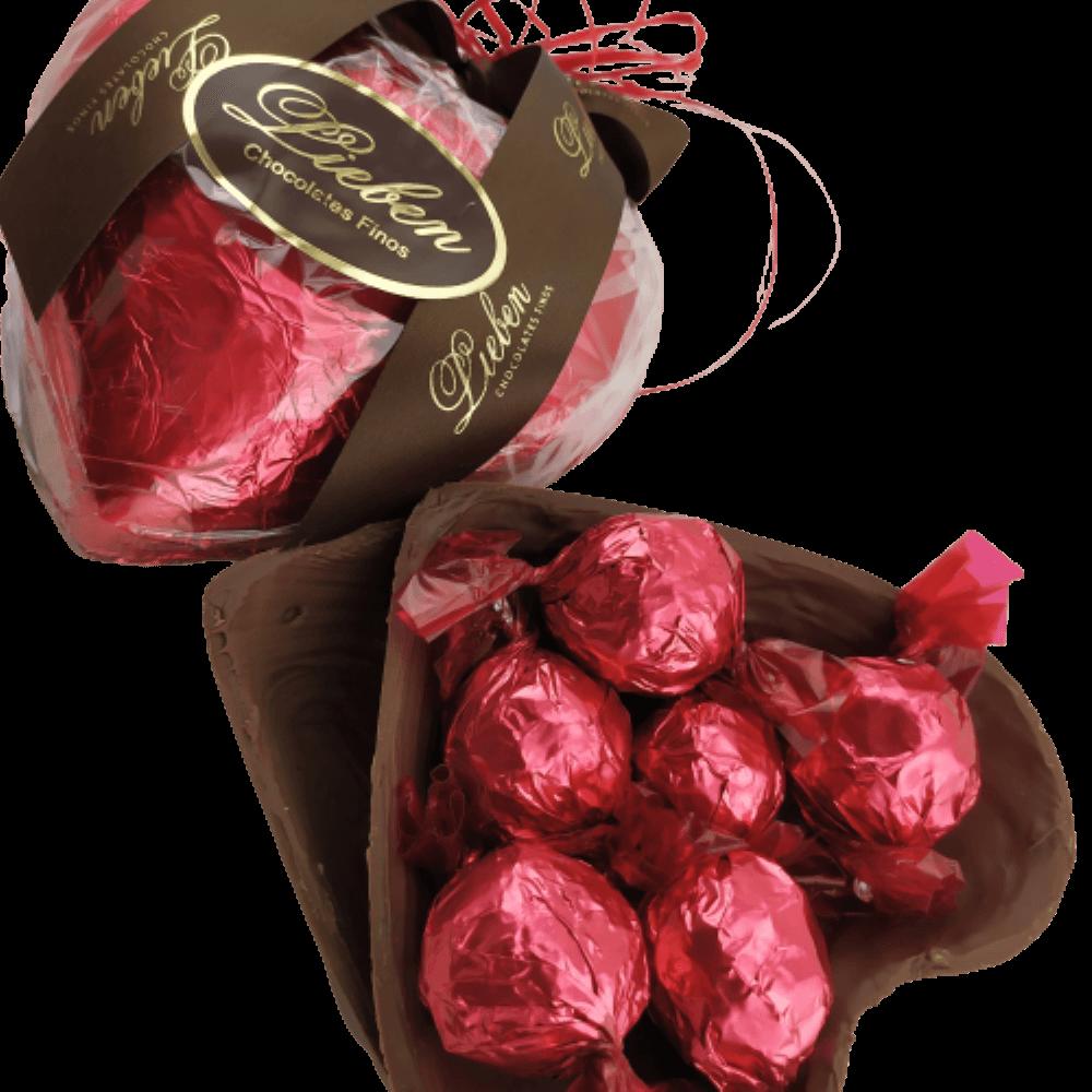 Presente Especial Cesta Feliz Páscoa Pelúcia Fofa Chocolates