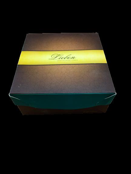 Trufas Sortidas Chocolate Artesanal Gourmet Campos Presente 15 Trufas