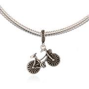 Berloque Bicicleta em Prata 925