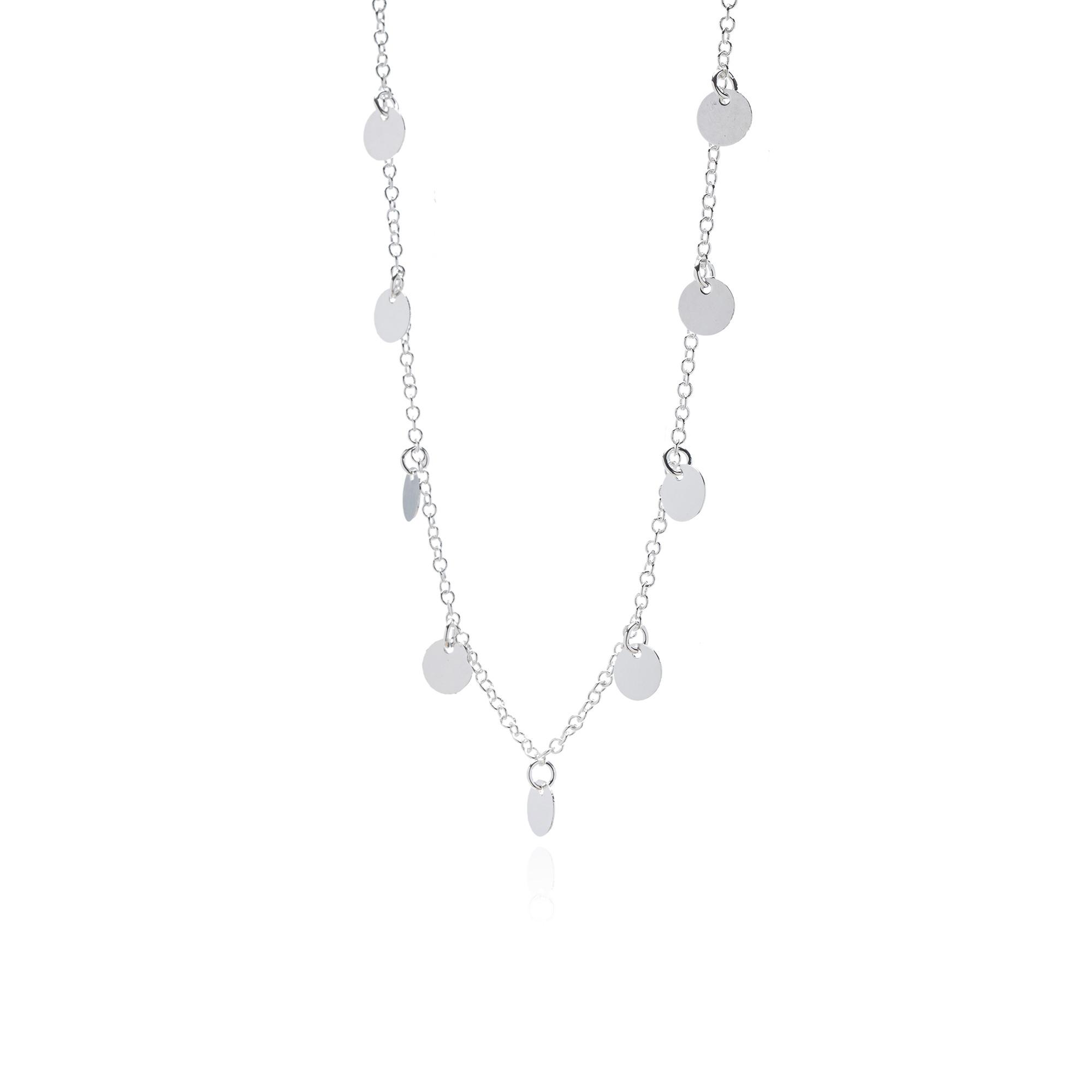Colar Ciganinha em Prata 925 40cm + Extensor