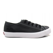 Tenis Casual Coca Cola Cc1754 Atlanta Leather