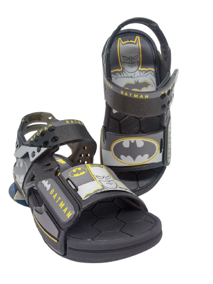 Sandalia Batman Grendene 22518