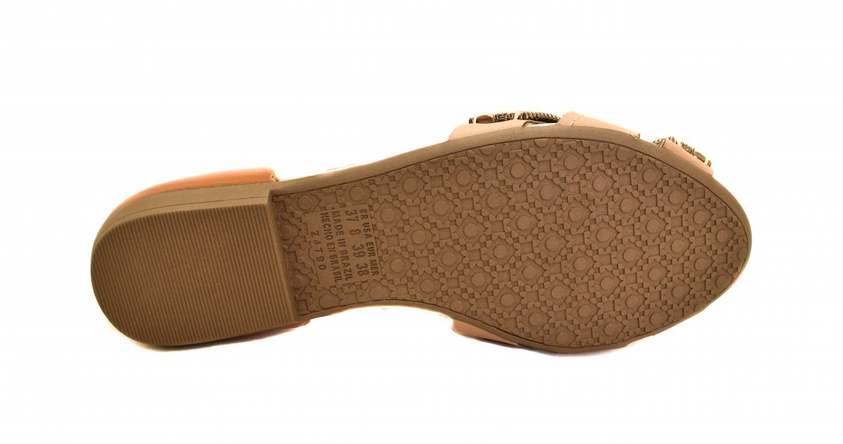Sandalia Rasteira Dakota Z6351