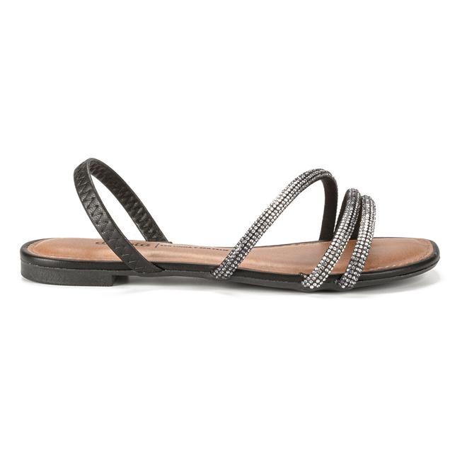 Sandalia Rasteira Dakota Z7901