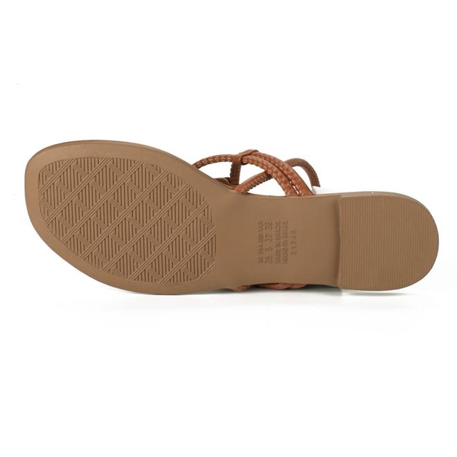 Sandalia Rasteira Dakota Z8622