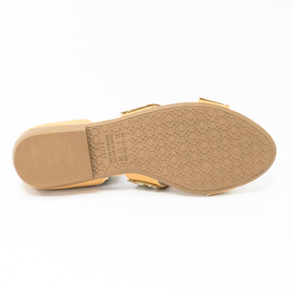 Sandalia Rasteira Dakota Z9011