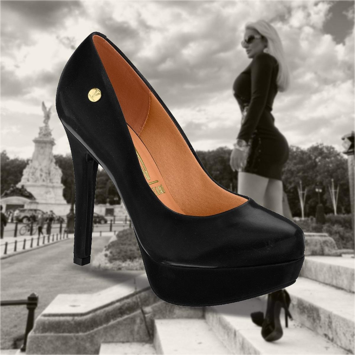 Sapato Alto Vizzano 1830501