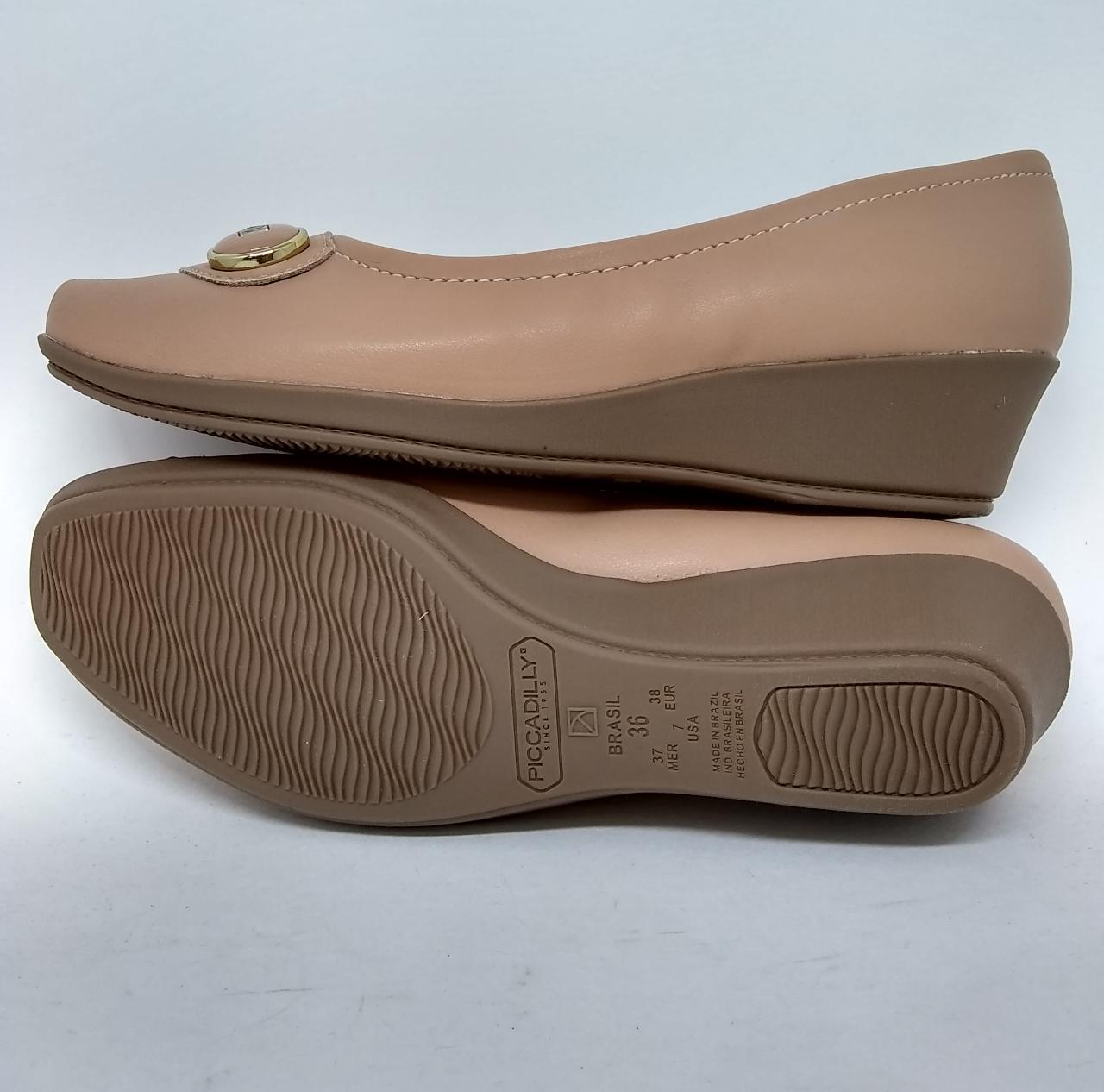 Sapato Baixo Piccadilly 143152