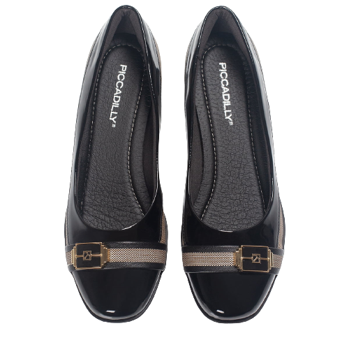 Sapato Baixo Piccadilly 143155