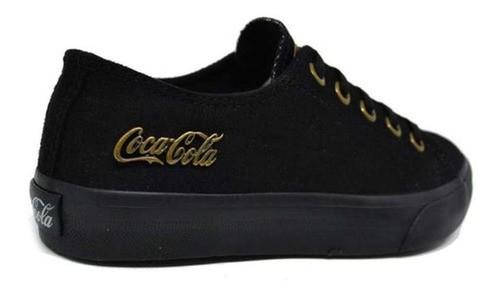 Tenis Casual Coca Cola Cc1447 Atlanta