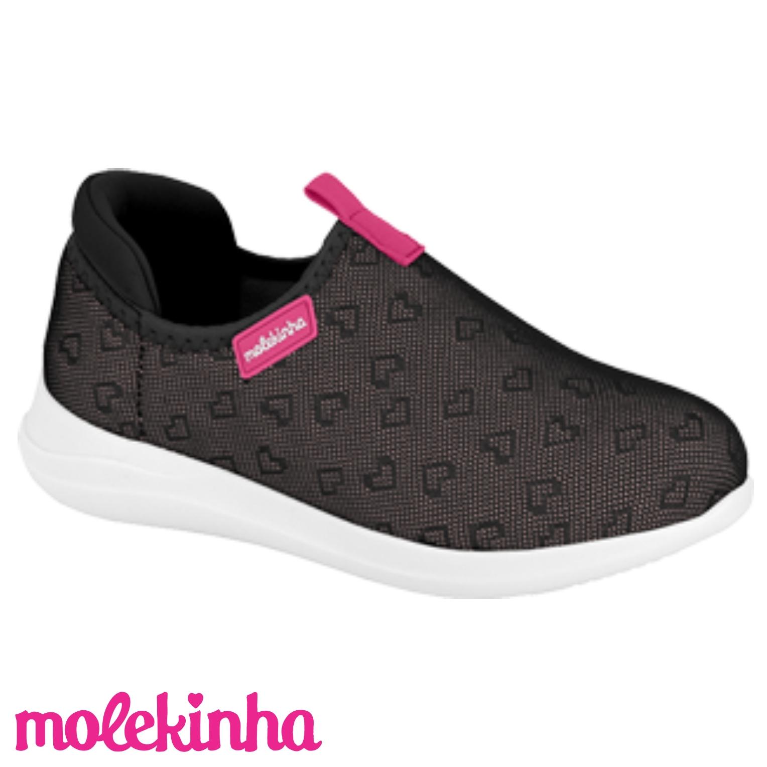 Tenis Casual Molekinha 2503321