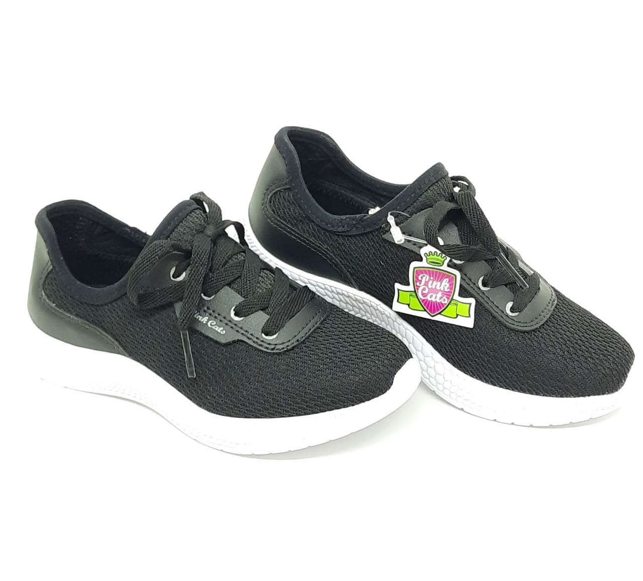 Tenis Casual Pink Cats 1951