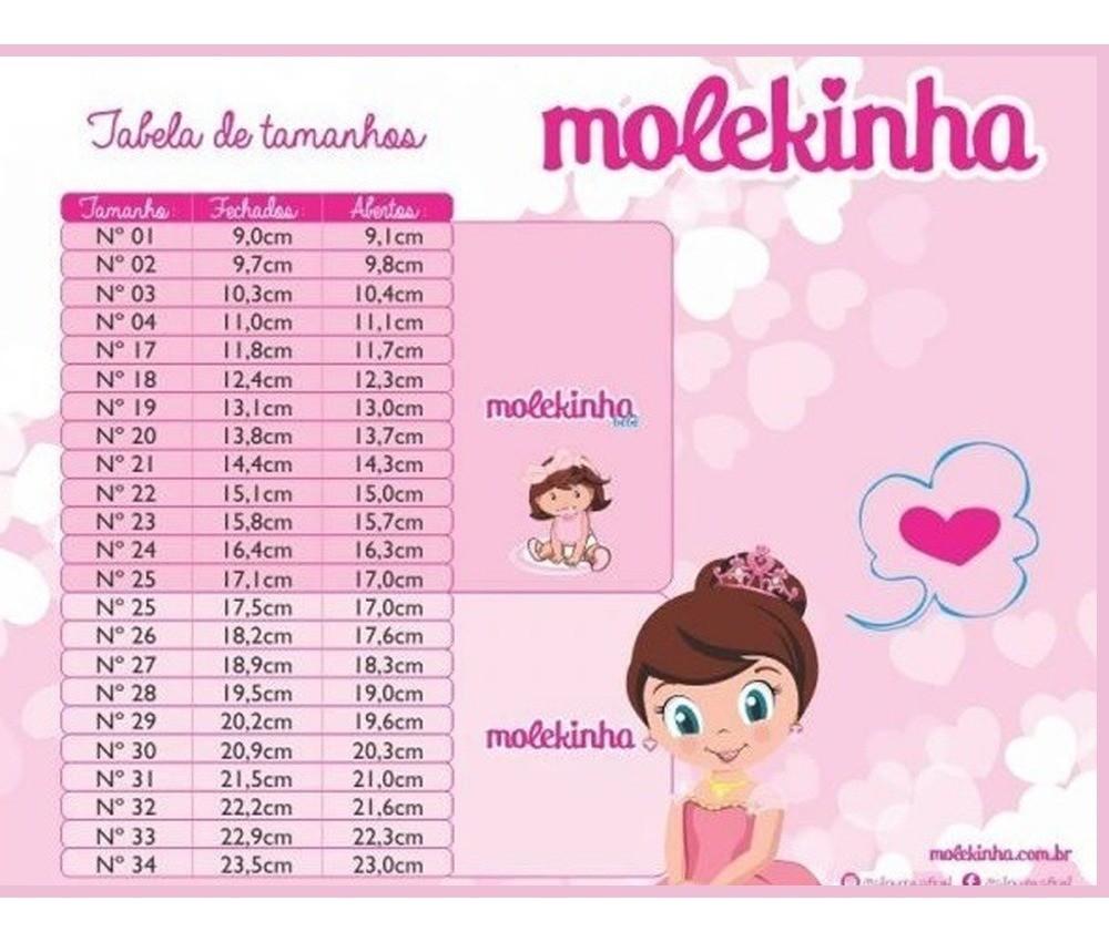 Tenis Molekinha 2503318