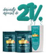 Kit Premium Gym Clean ( 2 Wipes + 1 Dispenser de Parede) De: R$ 244,80
