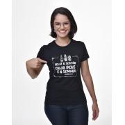 Camiseta Baby Look - Bendito Sertão 03 (Arame) (Algodão)