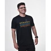 Camiseta Tradicional - Fé - Hebreus 11 - C/ Marca D'água