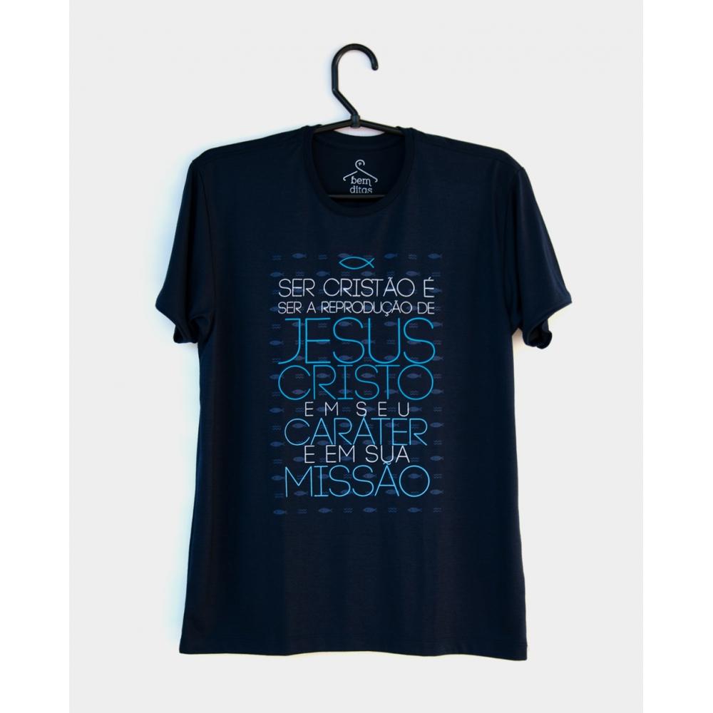 Camiseta Tradicional - Ichthus - c/ marca d'água