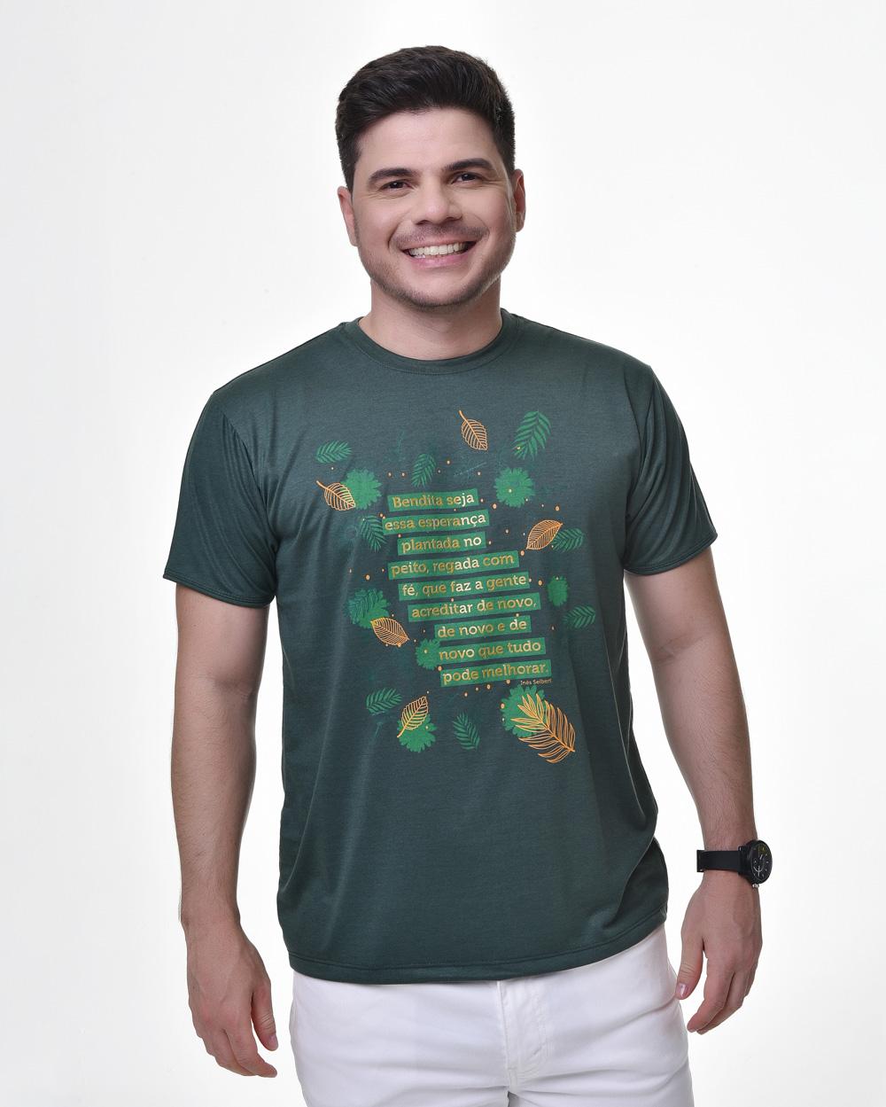 Camiseta Tradicional - Bendita Esperança
