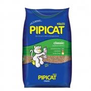 Areia para Gato Pipicat Classic Kelco 12KG