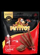 BIFINHO PETITOS CARNE STICK 1KG