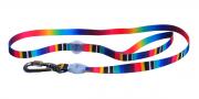 Guia Premium Multicolor YUP DOG Tamanho P 1,20m